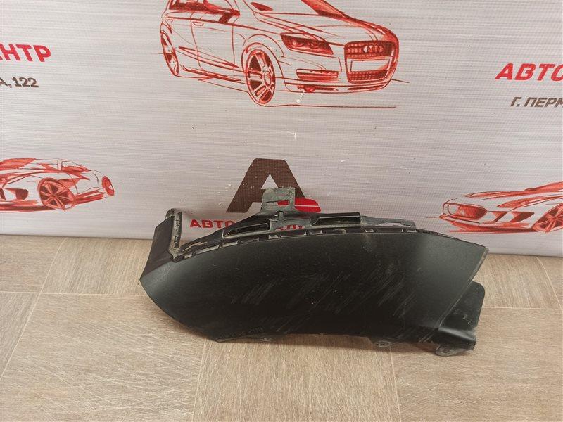 Спойлер (юбка) бампера переднего Mercedes Glc-Klasse (W253) 2015-Н.в. 2015 правый