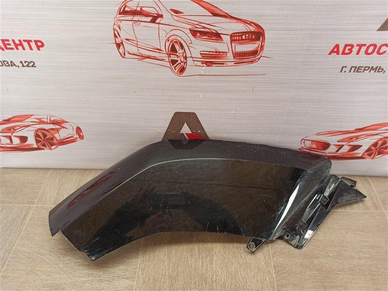 Спойлер (юбка) бампера переднего Audi Q3 (2011-2019) 2011 правый