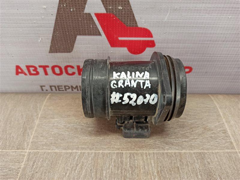 Датчик массового расхода воздуха (дмрв) Lada Granta