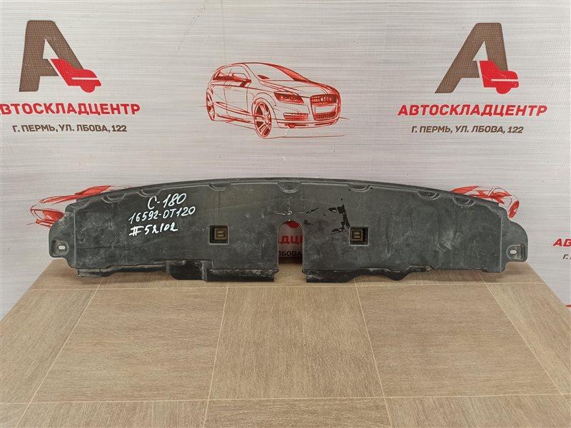 Дефлектор воздушного потока основного радиатора Toyota Corolla (E18_) 2012-2019 нижний