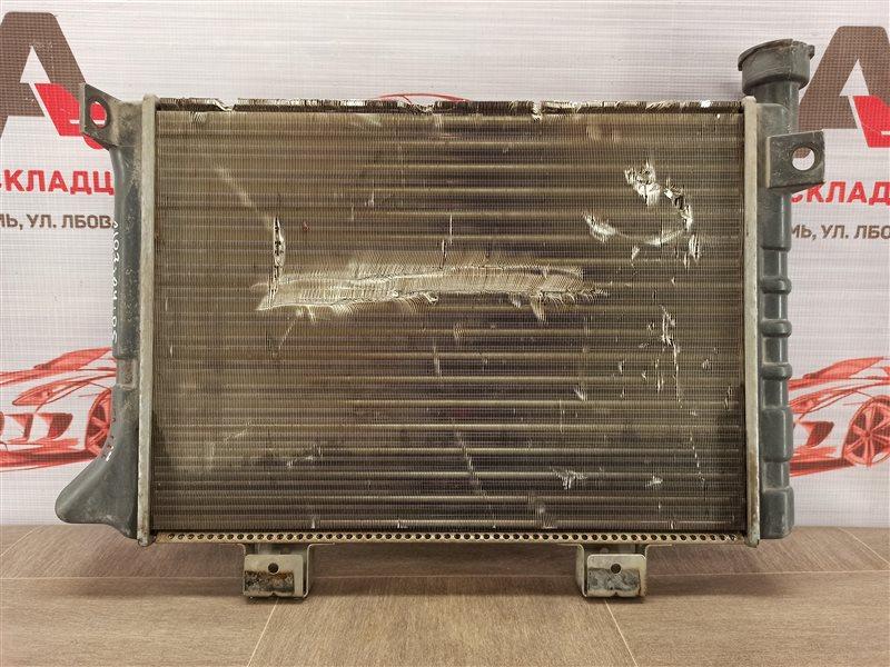 Радиатор охлаждения двигателя Lada 2101-2107 Жигули