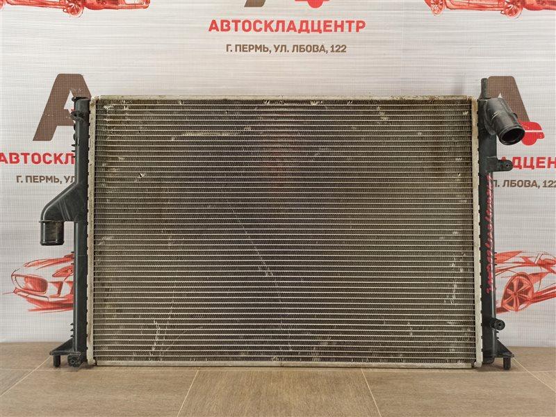 Радиатор охлаждения двигателя Nissan Almera (2012-2019)