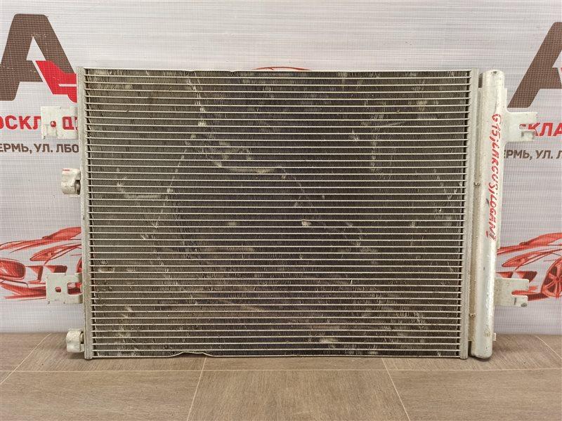 Конденсер (радиатор кондиционера) Nissan Almera (2012-2019)
