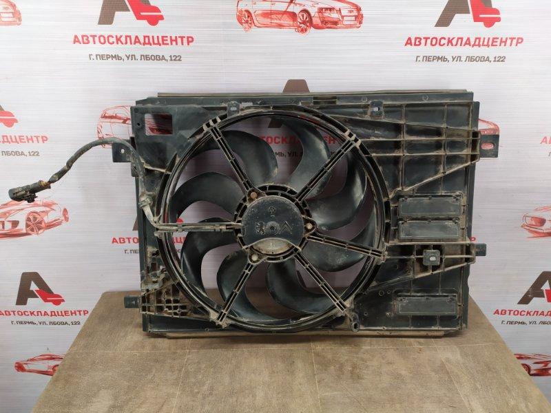 Диффузор радиатора охлаждения - в сборе Peugeot 308 (2014-2018)