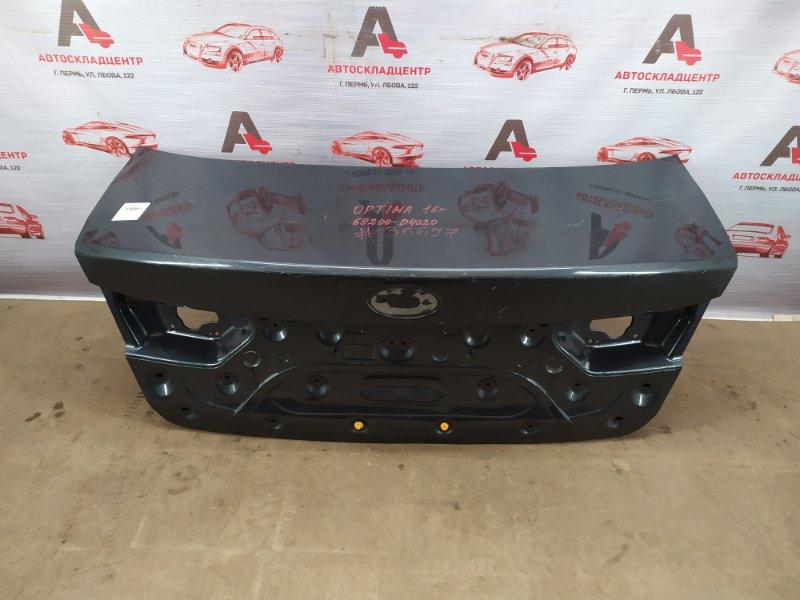 Крышка багажника Kia Optima (2015-2020)
