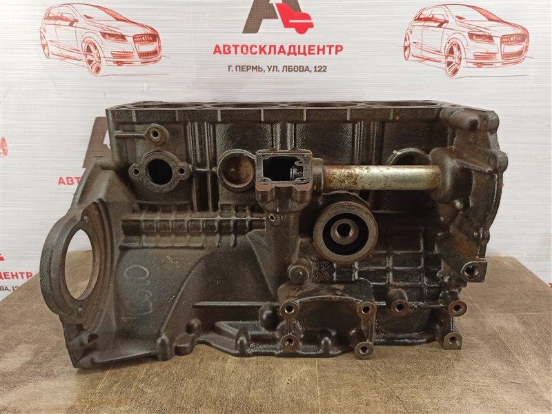 Двигатель - блок цилиндров Уаз Patriot