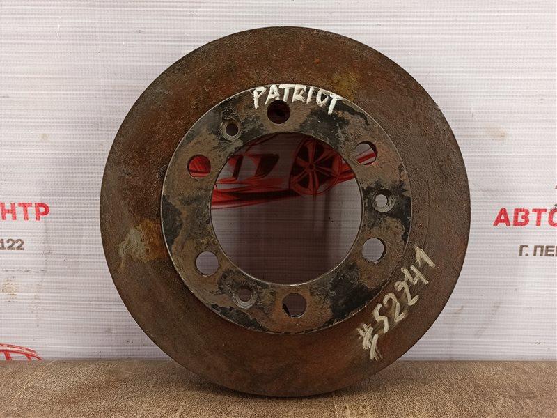 Тормозной диск Уаз Профи
