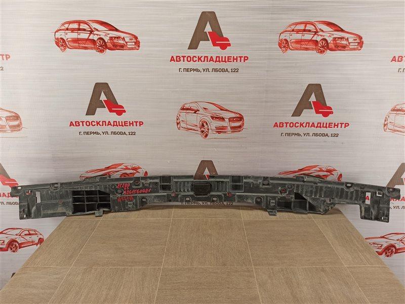 Дефлектор воздушного потока дополнительного радиатора Toyota Land Cruiser 200 (2007-Н.в.) 2011