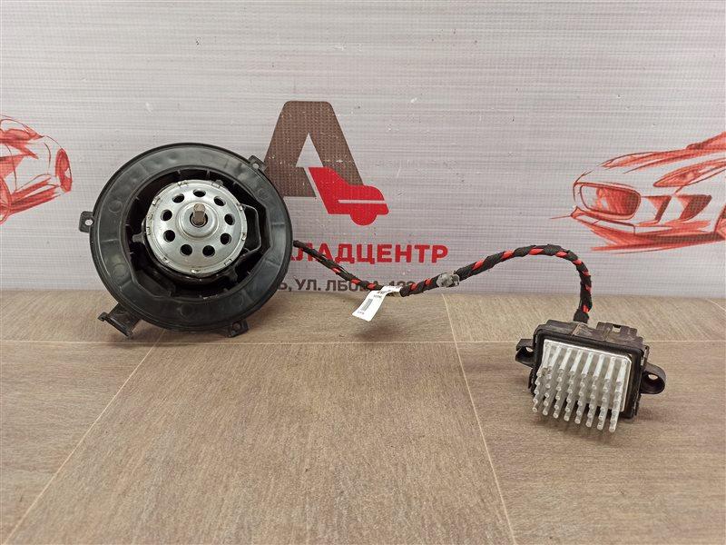 Мотор печки Уаз Patriot