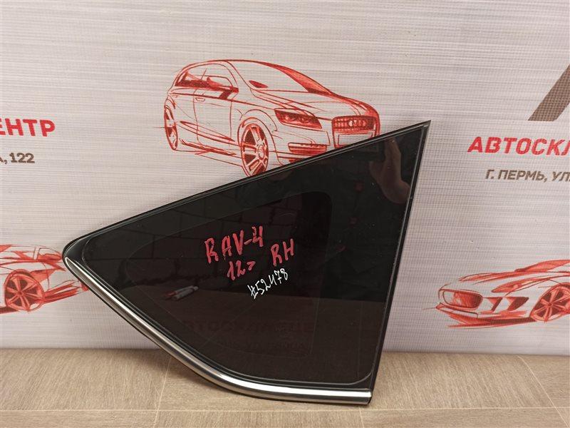 Стекло кузова боковое Toyota Rav-4 (Xa40) 2012-2019 заднее правое