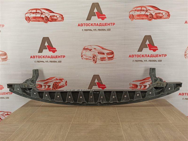 Усилитель бампера переднего - отбойник нижний Volkswagen Golf (Mk5) 2003-2009
