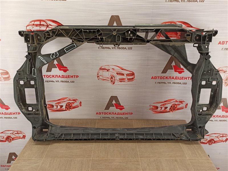 Панель передка (телевизор) - рамка радиатора Audi Q3 (2011-2019)