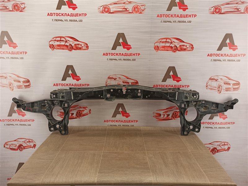 Панель передка (телевизор) - рамка радиатора Porsche Cayenne (2010-2018)