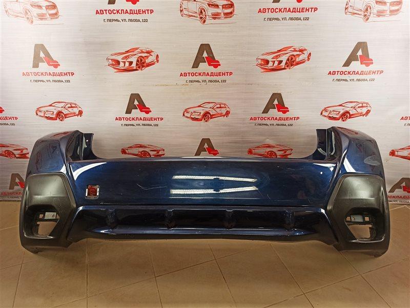 Бампер задний Subaru Xv (G24) 2017-Н.в.