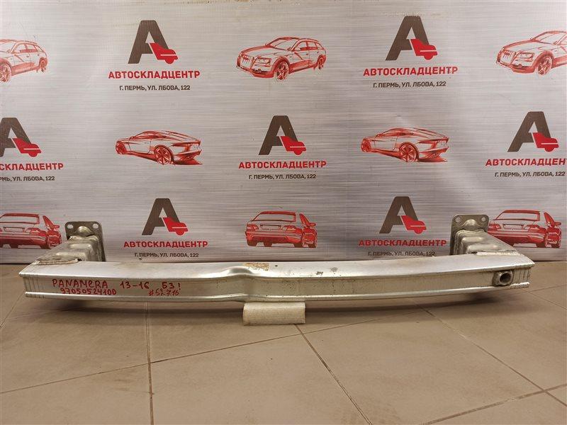 Усилитель бампера заднего Porsche Panamera (2009-2016)