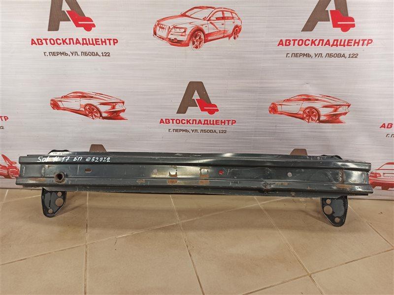 Усилитель бампера переднего Hyundai Solaris (2010-2017)