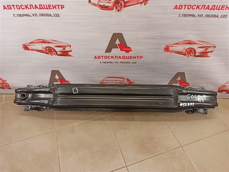 Усилитель бампера заднего Volkswagen Golf (Mk7) 2012-2019