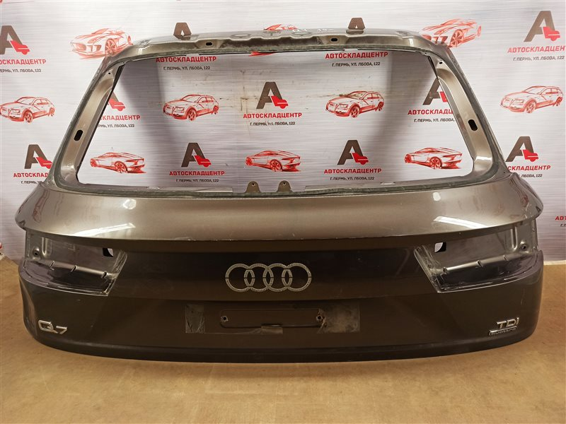 Дверь багажника Audi Q7 (2015-Н.в.)