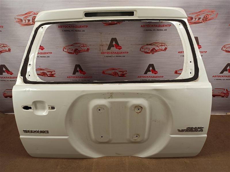 Дверь багажника Suzuki Grand Vitara (2005-2017)