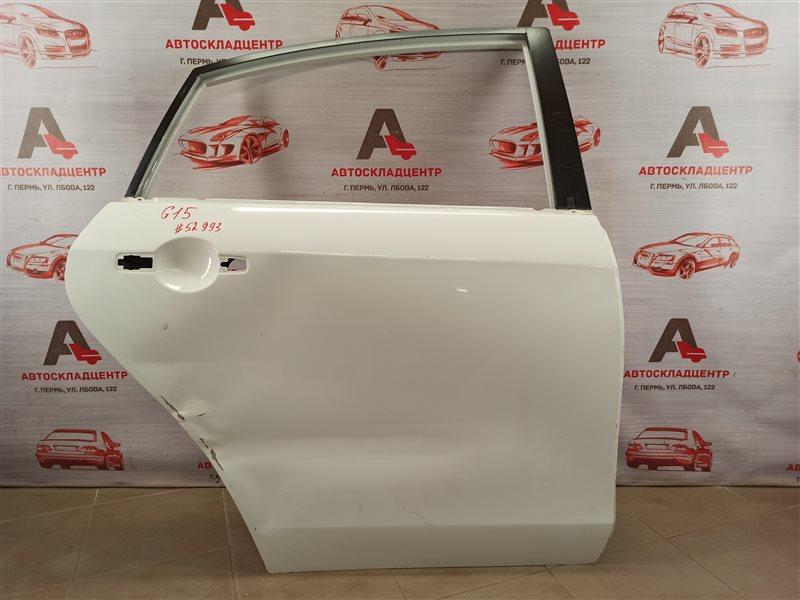 Дверь задняя правая Nissan Almera (2012-2019)