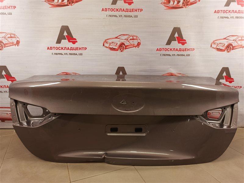 Крышка багажника Hyundai Solaris (2017-Н.в.)