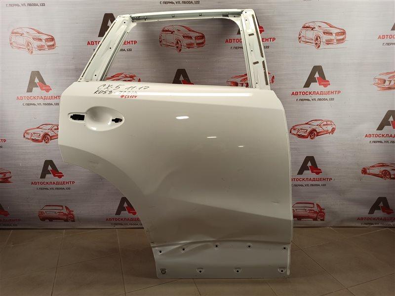 Дверь задняя правая Mazda Cx-5 (2011-2017)