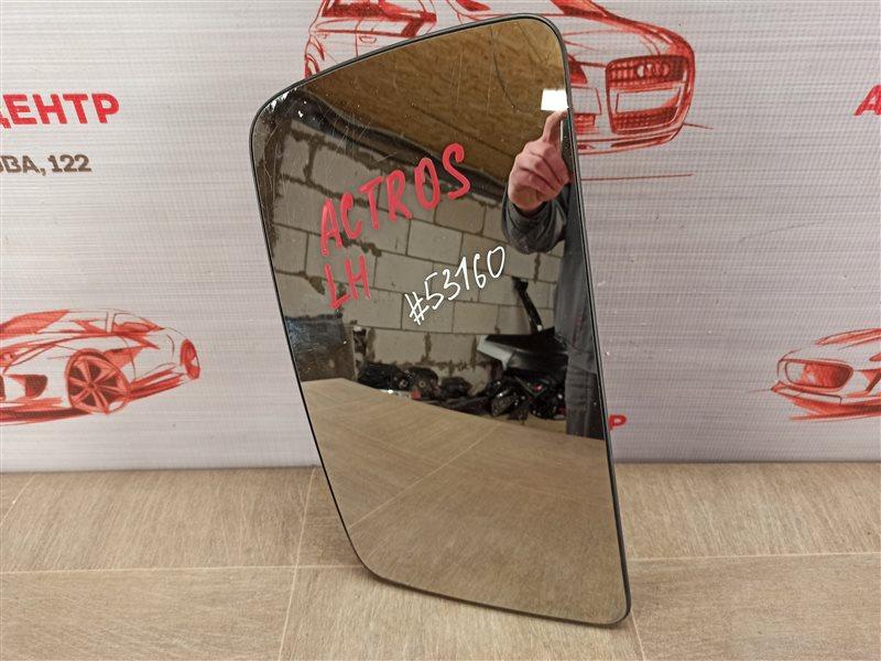 Зеркало левое - зеркальный элемент Mercedes Truck (Грузовые И Коммерческие) Actros