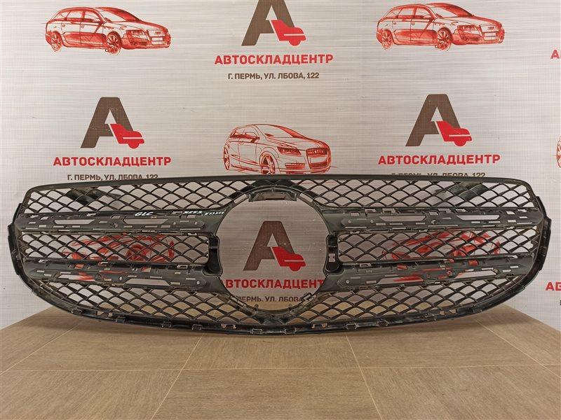 Решетка радиатора Mercedes Glc-Klasse (W253) 2015-Н.в. 2019
