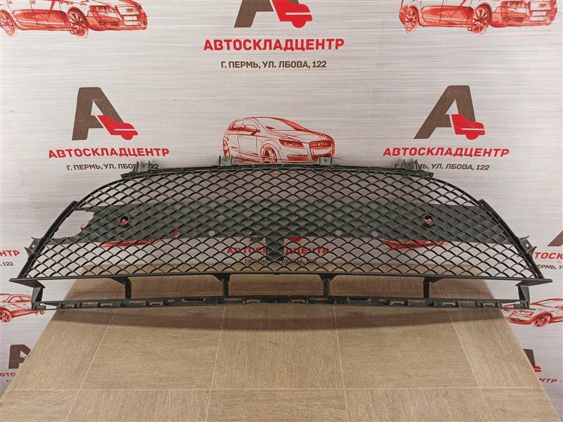 Решетка бампера переднего Mercedes Gle Coupe (W292) 2014-Н.в.