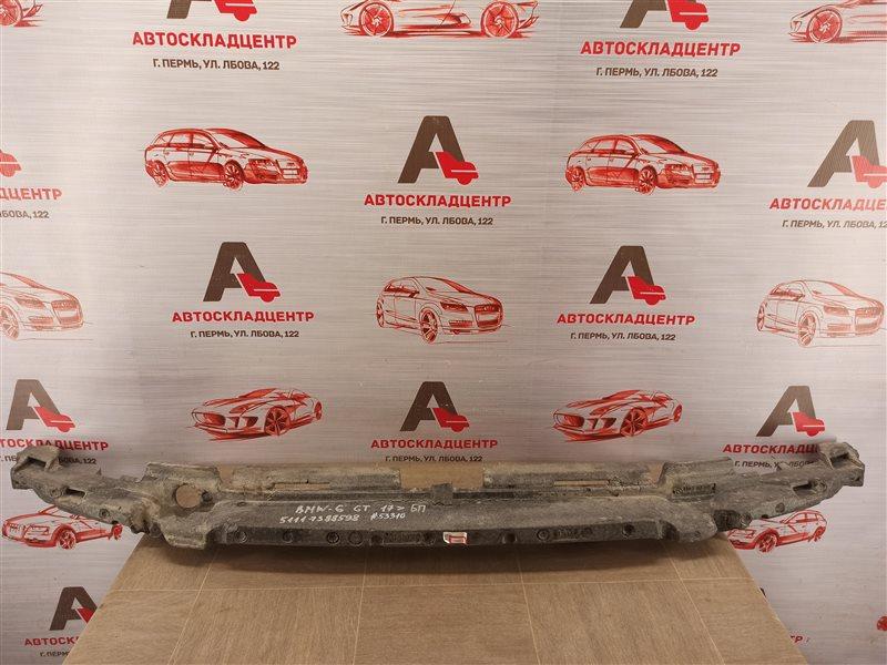 Абсорбер (наполнитель) бампера переднего Bmw 6-Series Grand Turismo (G32) 2017-Н.в.