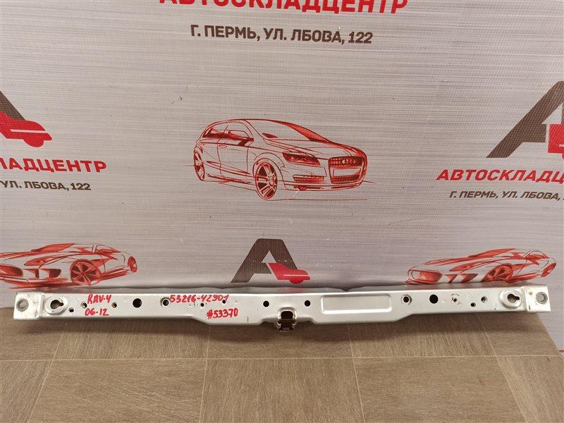 Панель передка (телевизор) - полка замка капота Toyota Rav-4 (Xa30) 2005-2013