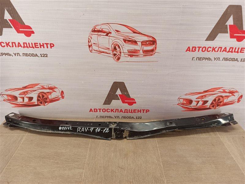 Панель передка (телевизор) - полка замка капота Toyota Rav-4 (Xa30) 2005-2013 2010