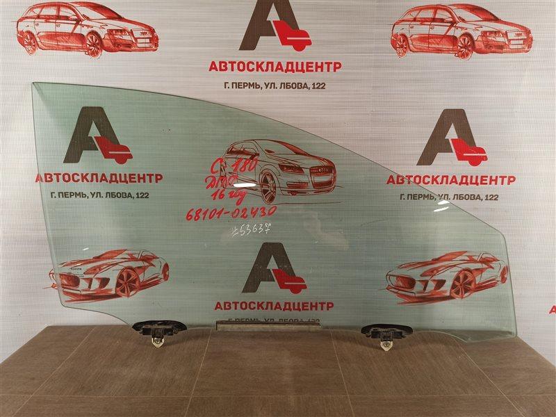 Стекло двери передней правой Toyota Corolla (E18_) 2012-2019