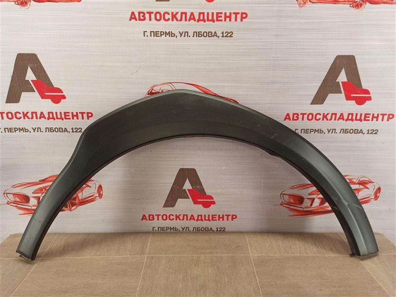 Накладка ( расширитель ) арки крыла - перед справа Subaru Xv (G24) 2017-Н.в.
