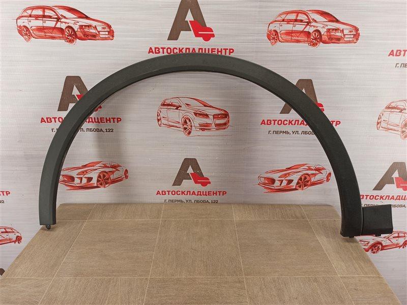 Накладка ( расширитель ) арки крыла - перед справа Porsche Cayenne (2017-Н.в.)