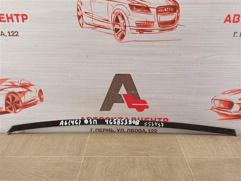Молдинг рамки двери Audi A6 (C7) 2010-2018 задний правый