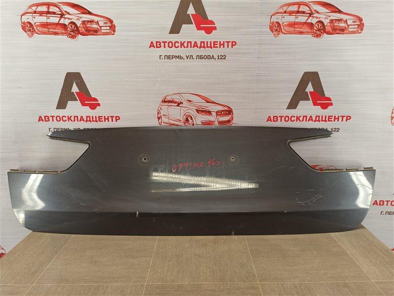 Накладка / молдинг крышки багажника Kia Optima (2015-2020)