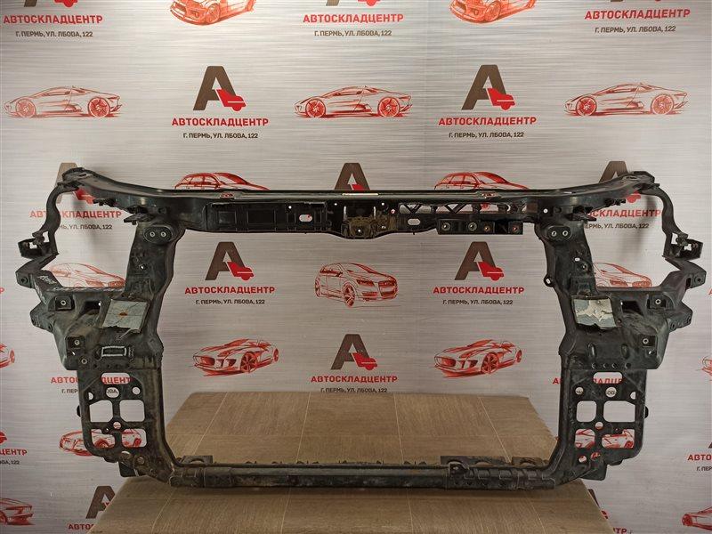 Панель передка (телевизор) - рамка радиатора Hyundai Santa-Fe (2006-2012) 2009