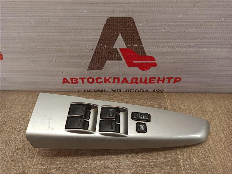 Кнопка стеклоподъемника - блок управления (водительский) Toyota Hilux (2011-2015) передняя левая