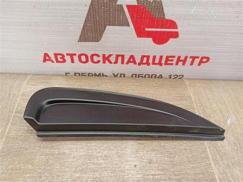 Накладка крыла (заглушка) Kia Rio (2011-2017) задняя правая