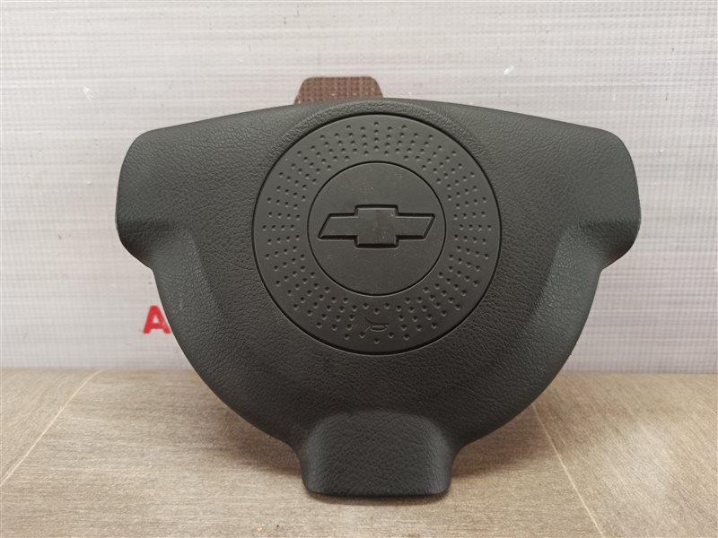 Подушка безопасности (airbag) - в рулевое колесо Chevrolet Aveo 2002-2011
