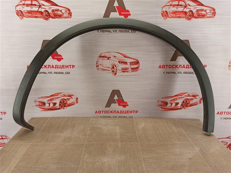 Накладка ( расширитель ) арки крыла - сзади справа Porsche Cayenne (2010-2018)