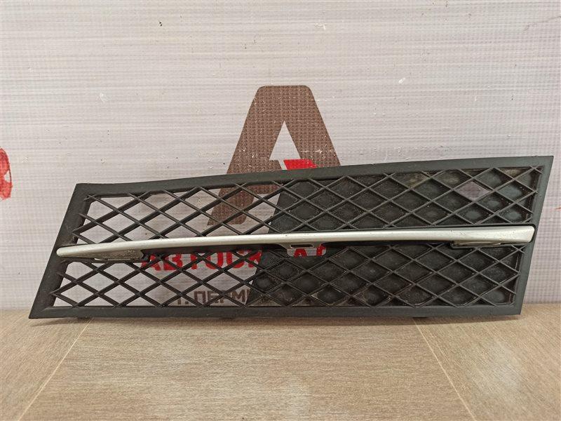 Решетка бампера переднего Bmw 5-Series (F10/11) 2009-2017 2009 левая