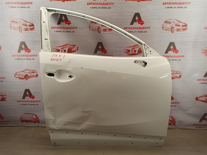 Дверь передняя правая Mazda Cx-5 (2011-2017)