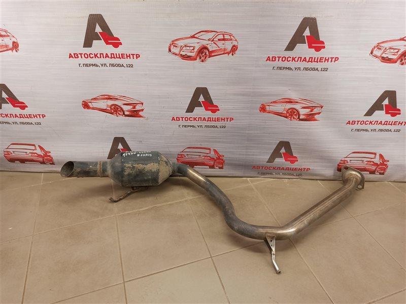 Выхлопная система - глушитель Toyota Rav-4 (Xa40) 2012-2019