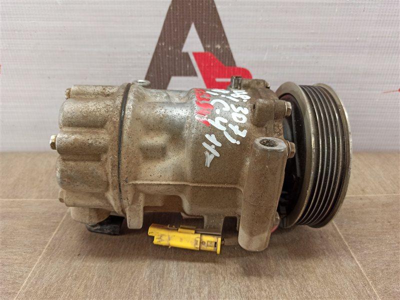 Компрессор (насос) кондиционера Citroen C4 2004-2010