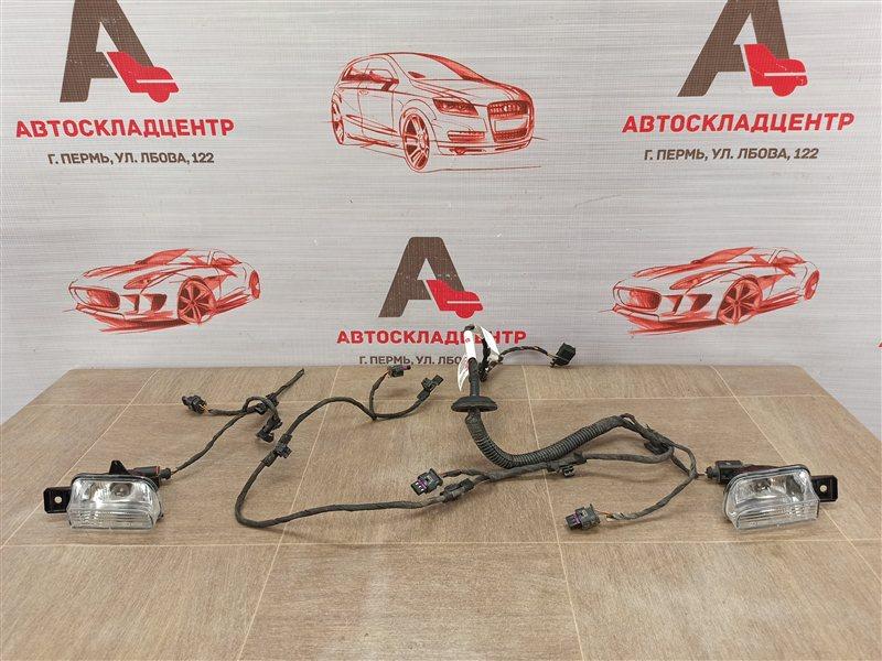 Электрика - проводка бампера Volkswagen Tiguan (2007-2017) задняя