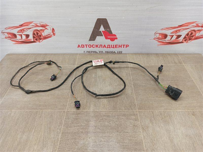 Электрика - проводка бампера Volkswagen Golf (Mk7) 2012-2019 передняя