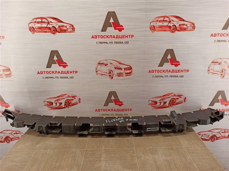 Абсорбер (наполнитель) бампера переднего Renault Fluence (2009-2017) 2012