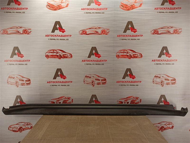 Накладка порога кузова - наружная облицовка Nissan Juke (2011-2020) правая
